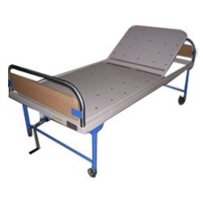 Hospital Backrest Medical Cot